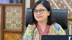 Direktur Keuangan BRI Viviana Dyah Ayu