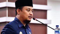 Plt Gubernur Sulsel Andi Sudirman Sulaiman