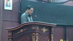 Wakil Bupati Nunukan H Hanafiah