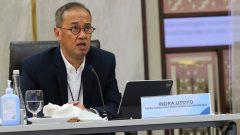 Direktur Digital dan Teknologi Informasi BRI Indra Utoyo