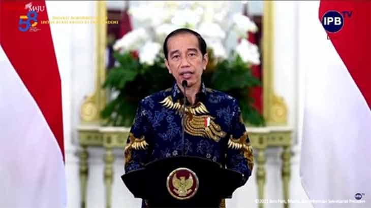 presiden jokowi, investasi bodong