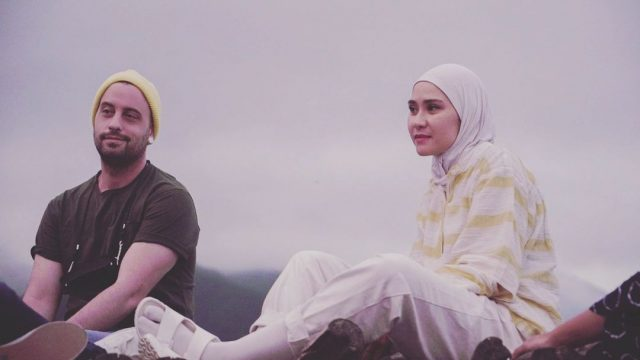 Zaskia Adya Mecca dan Dave The Moffatts