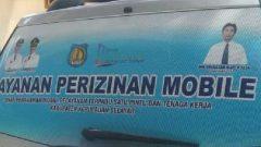 PMPTSPTK Selayar Melaksanakan Layanan Perizinan Mobile ke Kecamatan