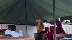Ombudsman Sulbar Menemukan Guru Belum Divaksin Hingga PTM di Tenda Darurat