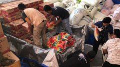 Plt Gubernur Sulsel Menginstruksikan Kirim Bantuan Logistik ke Korban Banjir Luwu