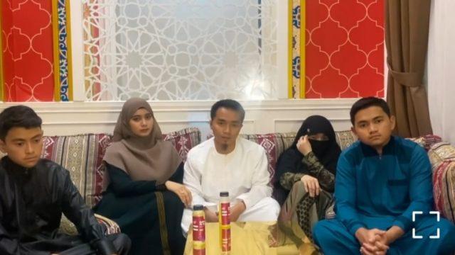 Taqy Malik memberikan klarifikasi atas kasus ayahnya