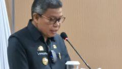 Wali Kota Parepare Taufan Pawe