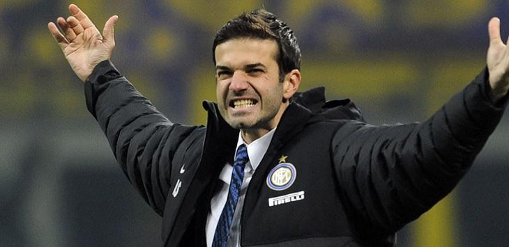 Mantan pelatih Inter Milan, Andrea Stramaccioni, favorit scudetto