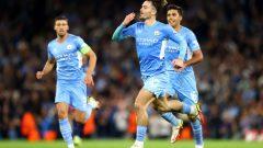Manchester City menang 6-3 atas RB Leipzig pada matchday 1 Grup A Liga Champions 2021/22, Kamis (16/9/2021) dini hari WIB. Ft/Twitter @ChampionsLeague