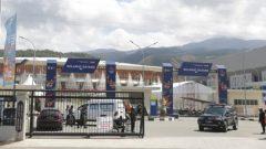 Stadion Lukas Enembe, Kabupaten Jayapura rencananya akan jadi venue Upacara Pembukaan PON XX Papua 2021, Sabtu (2/10/2021) mendatang. Ft/Kemenpora.co.id/rayki